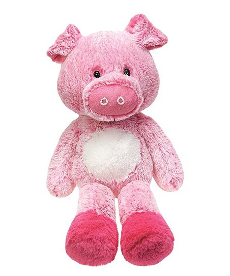 love this product Pink Pig Cold Hot Nelly Cuddles Plush 6106609e74