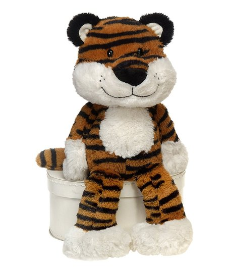 Nelly Packs Black   Ivory Tiger Cold Hot Nelly Cuddles Plush  f5bc08a5b8