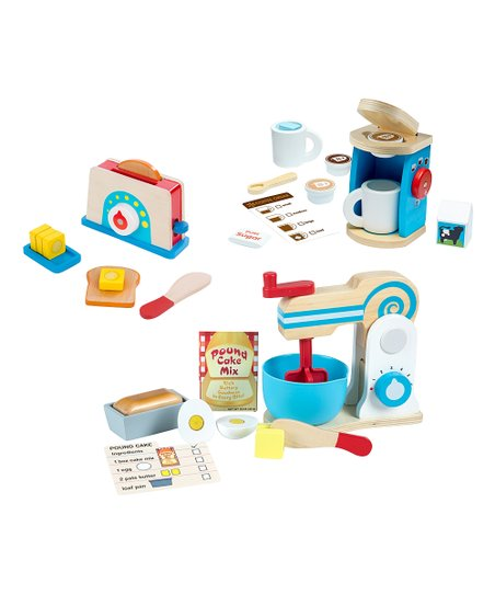 Melissa   Doug Deluxe Kitchen Appliance Play Set  db5654c5e