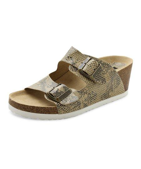 Kensie Womens Wenda Wedge Sandal