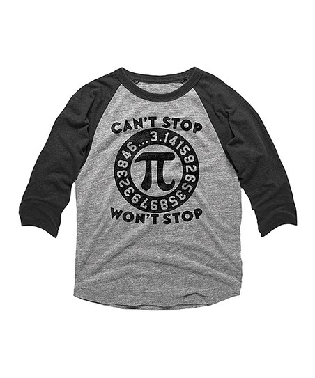307cb31ab love this product Vintage Smoke 'Can't Stop Won't Stop' Tee - Toddler & Kids