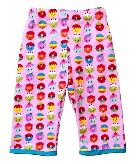 8244165dccd Conscious Children's Clothing Pink Cutie Doughnut Pants - Infant & Kids