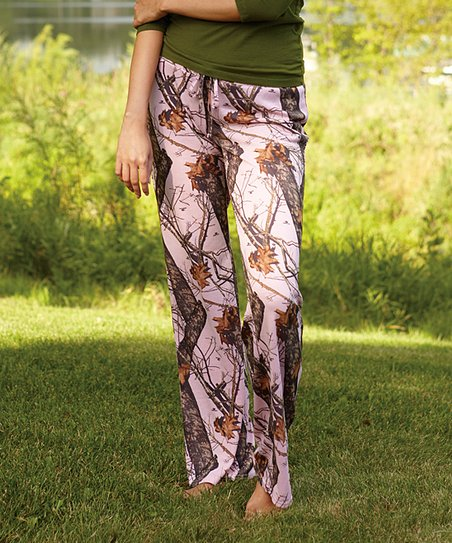 Wilderness Dreams Mossy Oak Lounge Pants