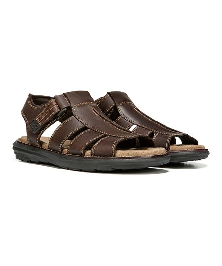 8caf660ed74 love this product Brown Derby Seaton Leather Sandal - Men