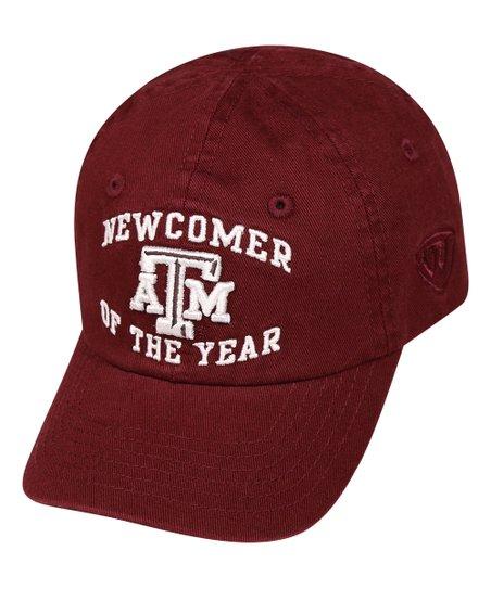 b9cc66e3e Top of the World Texas A&M Aggies Newcomer Baseball Cap - Infant