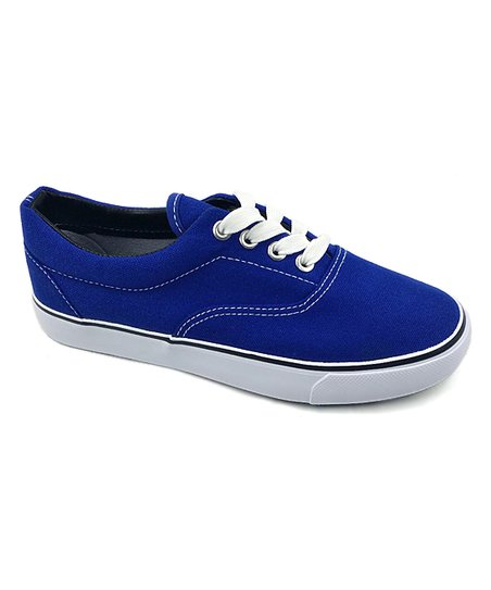 Ositos Shoes Royal Blue Classic Canvas