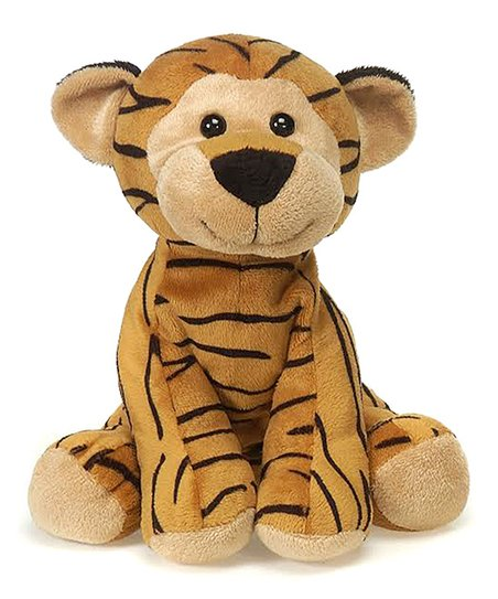 love this product Orange   Black Tiger Cub Cold Hot Nelly Cuddles Plush 481a3e0bce