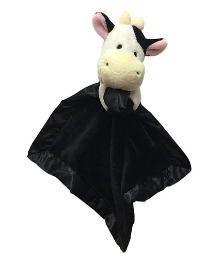 Black Cow My Baby Security Blanket Zulily