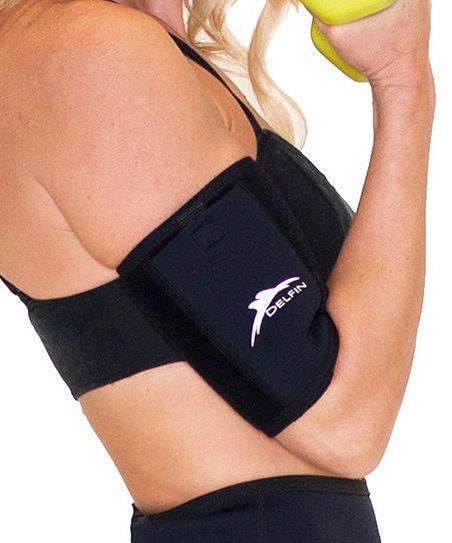 20b57c199 love this product Black Bio-Ceramic Upper Arm Exercise & Cellulite  Reduction Bands