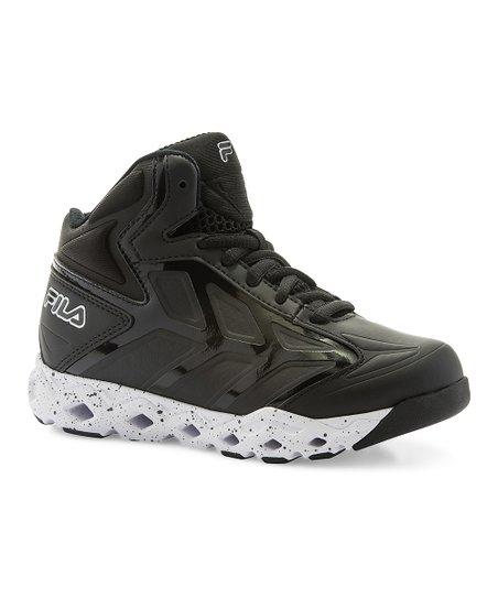 48217616621c love this product Black   White Torranado Hi-Top Sneaker - Boys