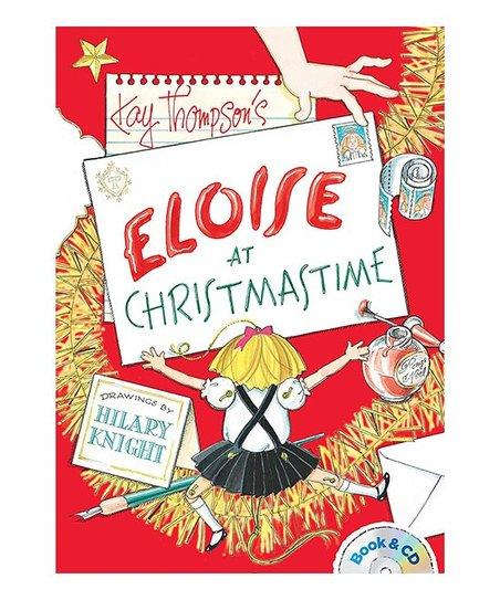 Eloise At Christmastime.Simon Schuster Eloise At Christmastime Paperback Book