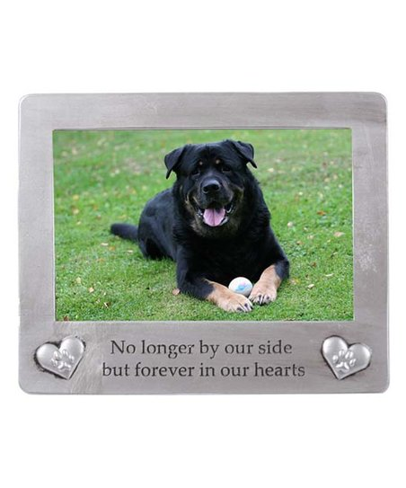 Dei Forever In Our Hearts Memorial Frame Zulily