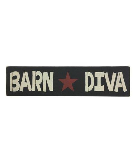 Saras Signs Barn Diva Wall Sign Zulily
