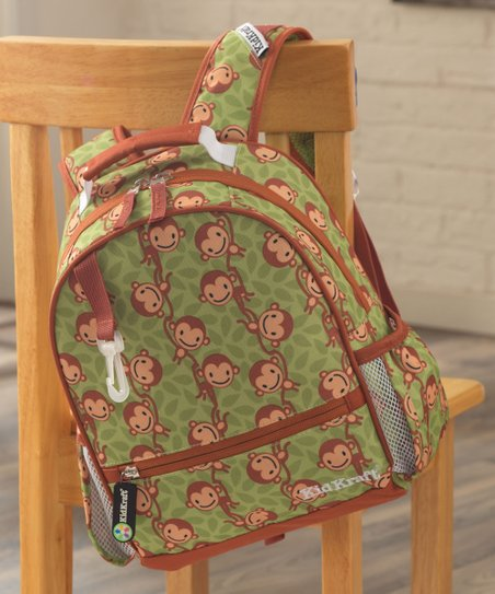 cc8b19fa25 KidKraft Monkeys Small Backpack