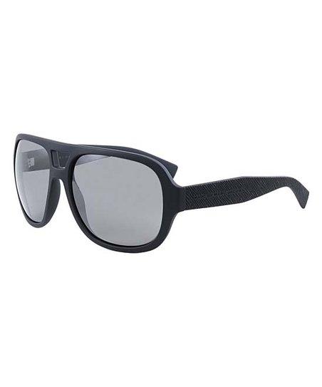 8791974c44 Marc by Marc Jacobs Dark Gray   Gray Mirror Aviator Sunglasses ...