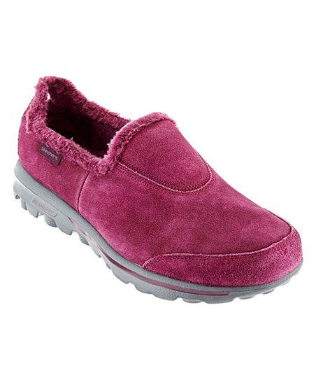 Fit Comfy Suede Walking Shoe