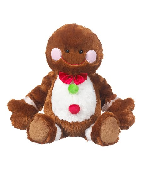 Ganz 15 Hug A Longs Gingerbread Man Plush Toy Zulily