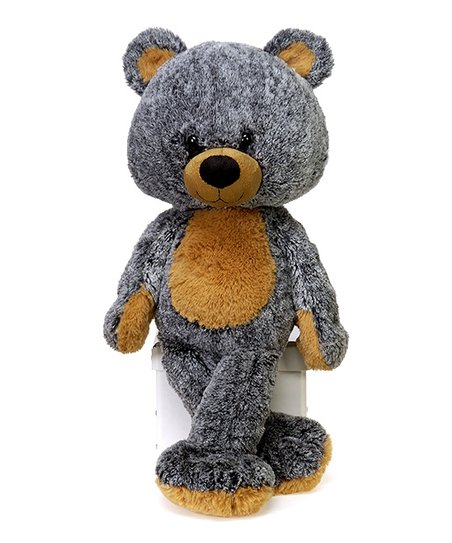 Nelly Packs Black Bear Cold Hot Nelly Cuddles Plush  6d632b445d