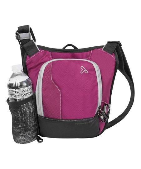 Travelon Berry Anti-Theft Active Small Crossbody Bag  58e285653726e