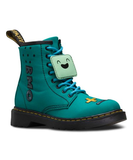 amazing selection good looking high fashion Dr. Martens Turquoise Delaney BMO Boot - Kids
