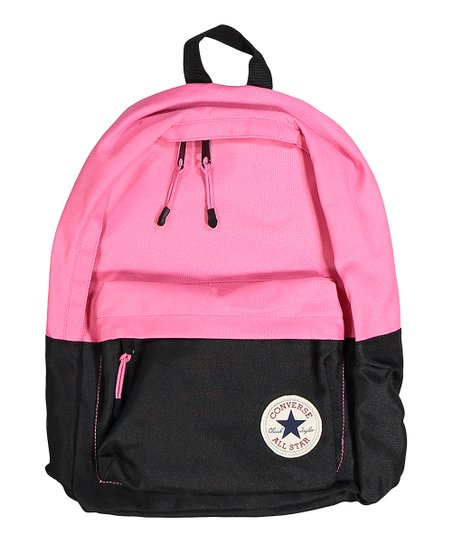 b54f12bd2410 love this product Mod Pink   Black Color-Block Backpack