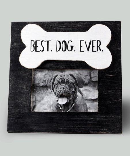 Best Dog Ever Frame Zulily