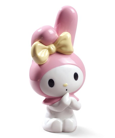 782fb53f2 Nao by Lladró Hello Kitty My Melody Figurine | Zulily