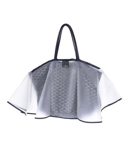 392cf3ecd575 The Handbag Raincoat Clear Maxi Handbag Raincoat