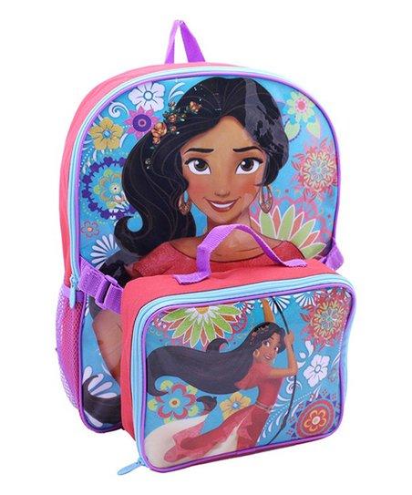 Disney Princess Disney Elena of Avalor Backpack   Lunch Bag  7b72a7dd32423