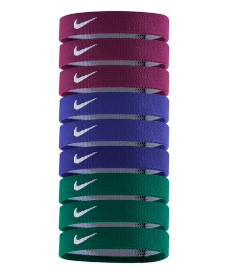 love this product Mulberry   Deep Royal Blue Sport Hair Tie Set - Women fef235883ff