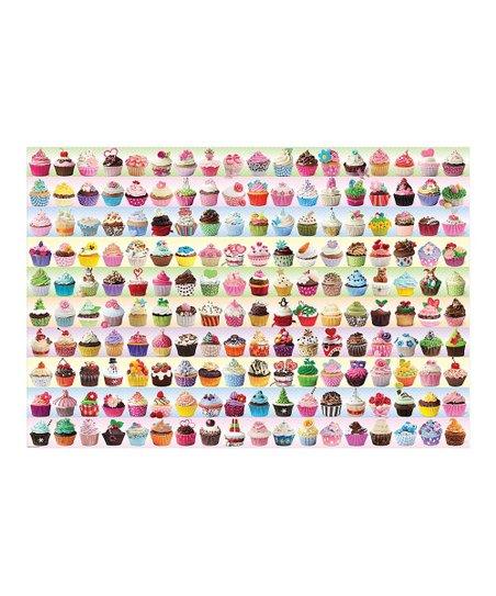 EuroGraphics Cupcakes Galore Puzzle 2000-Piece