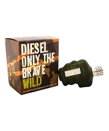 Diesel Only The Brave Wild 42 Oz Eau De Toilette Men Zulily