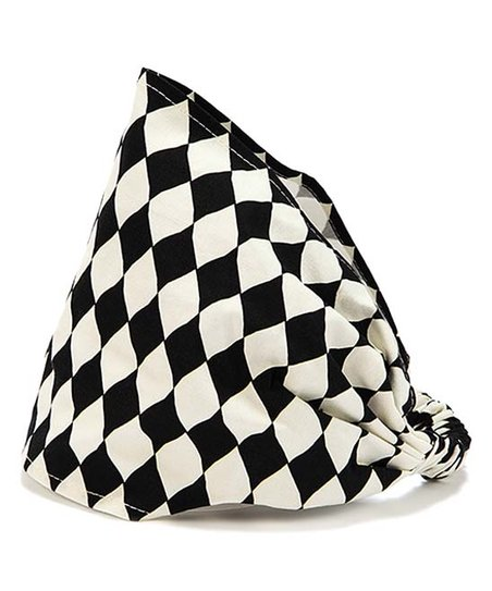 La Millou Checkerboard Headband  373c2121a59