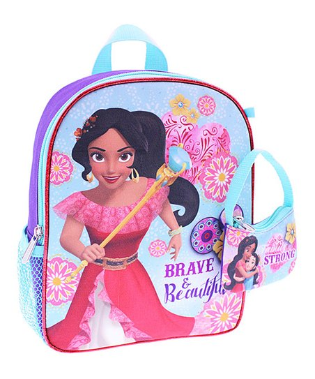 5492bf03bc57 Disney Princess Disney Blue Elena of Avalor Mini Backpack & Coin Purse