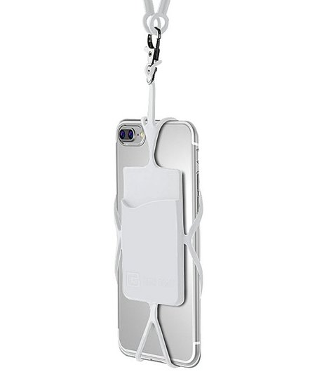 huge selection of 3a9c5 2da83 Gear Beast Clear Universal Smartphone Lanyard Necklace & Wrist Strap