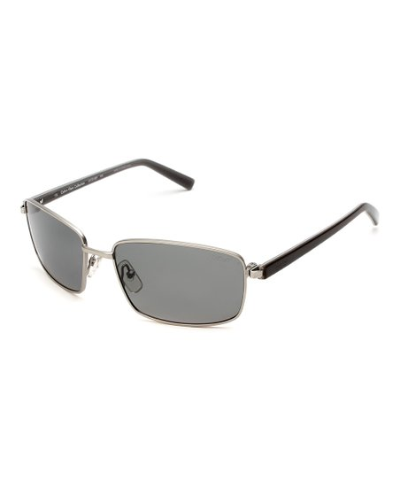a54d4c50cd084 love this product Silver   Gray Aviator Sunglasses - Women