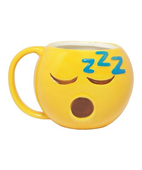 Streamline Sleepy Emoji Mug