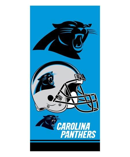 check out a17e0 a2d85 Boardwalk Beach Store Carolina Panthers Beach Towel