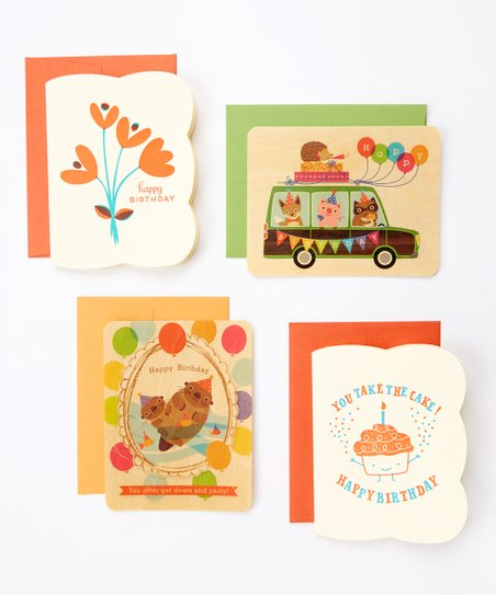 Love This Product Mixed Birthday Card Bundle