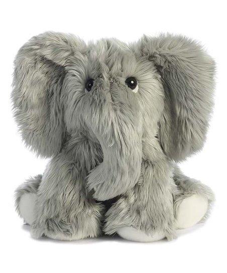 Aurora World Fuzzy Elephant Plush Toy Zulily