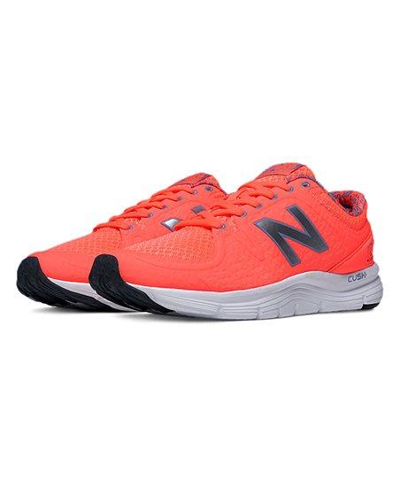Orange New Balance 775v2 Running Shoe