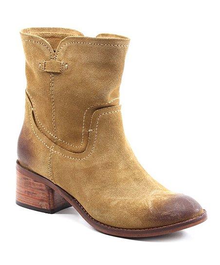 9a78e51271ed Diba True Cognac Suede West Haven Boot - Women