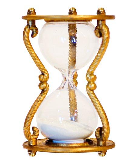 American Mercantile Decorative Hourglass Zulily - Decorative-hourglass
