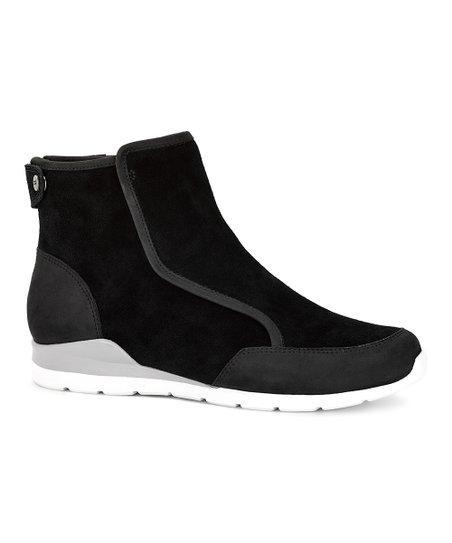 4d26af15623 UGG® Black Laurelle Leather Ankle Boot - Women