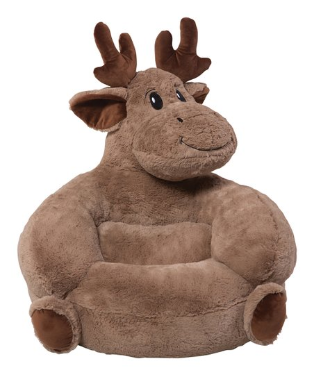 Trend Lab Moose Plush Chair Zulily