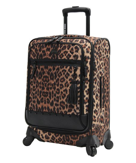 Brown Steve Madden Cool Cat 20'' Spinner ...