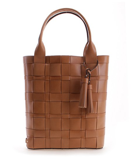 love this product Peanut Vivian Large Leather Tote 18b9f408a375b