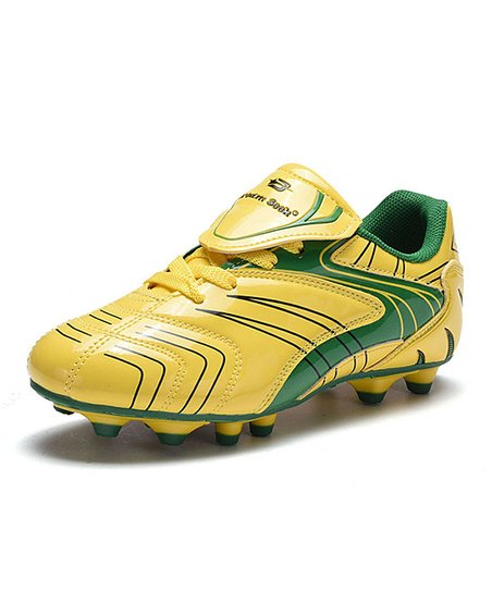 love this product Neon Yellow   Green Soccer Cleat - Kids 5d4313df757