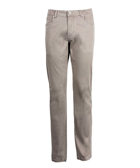 love this product Putty Sateen Five-Pocket Jeans - Men s Regular dc74b60f8
