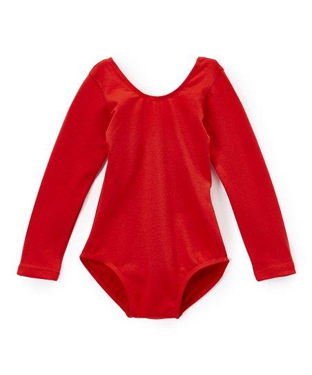 c41e664b7 Wenchoice Red Leotard - Infant